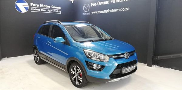 2018 BAIC X25 1.5 Comfort Auto Kwazulu Natal Pinetown_0
