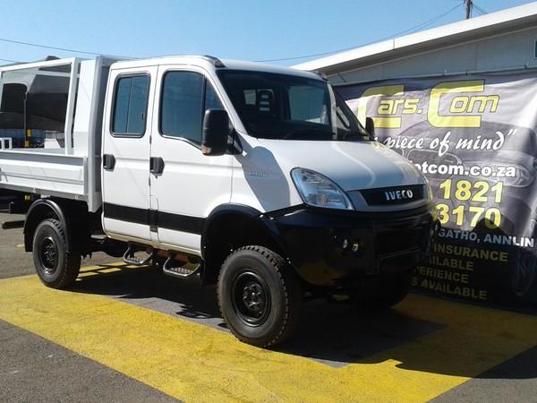 2014 Iveco Daily 55S15WD 4X4 Crew cab FC CC Gauteng Pretoria_0