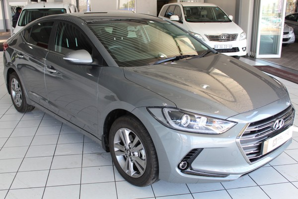 2019 Hyundai Elantra 1.6 Executive Auto Gauteng Centurion_0
