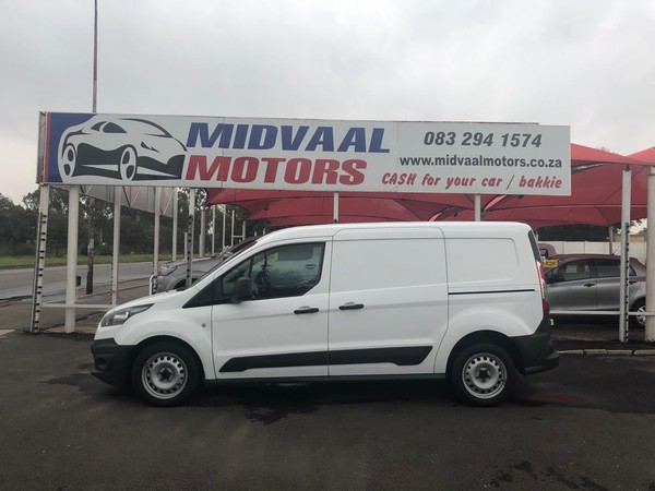 2016 Ford Transit Connect 1.6TDCi LWB FC PV Gauteng Vereeniging_0