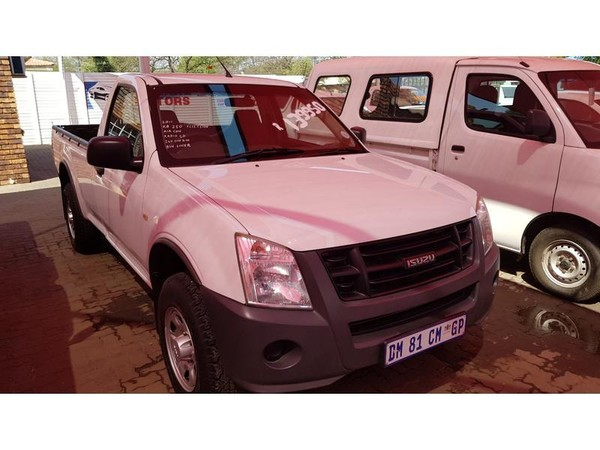 2011 Isuzu KB Series Kb250d Fleetside Pu Sc  Gauteng Vereeniging_0