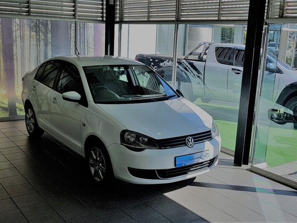2014 Volkswagen Polo Vivo 1.4 Trendline Tip Gauteng Midrand_0