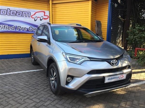 2018 Toyota Rav 4 2.0 GX Auto Gauteng Boksburg_0