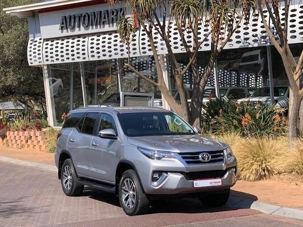 2018 Toyota Fortuner 2.8GD-6 4X4 Auto Gauteng North Riding_0