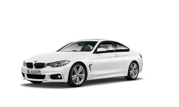 2016 BMW 4 Series Coupe Auto Gauteng Roodepoort_0