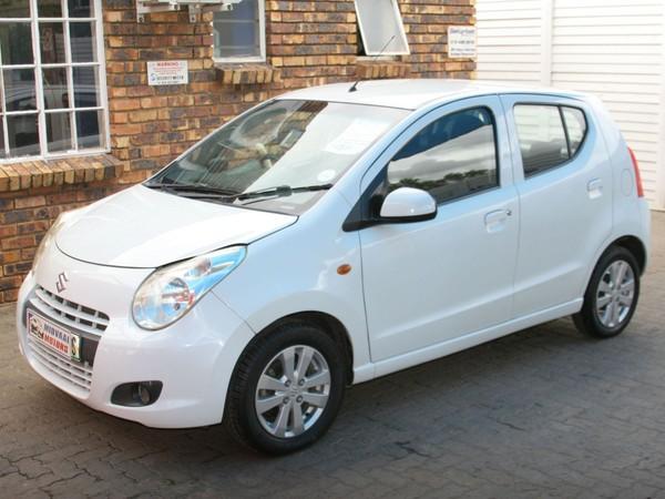 2011 Suzuki Alto 1.0 Gls  Gauteng Vereeniging_0