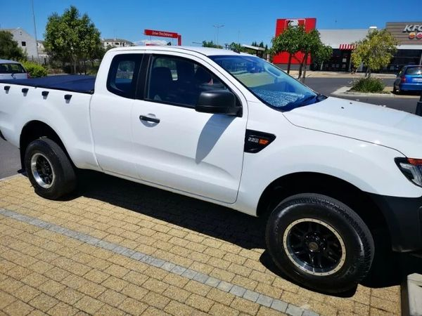 2016 Ford Ranger 2.2tdci Xl Pu Supcab  Western Cape Paarl_0