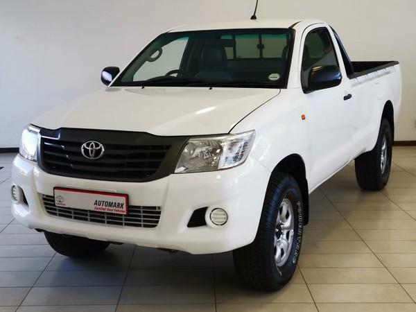 2013 Toyota Hilux 2.5 D-4d Srx 4x4 Pu Sc  Mpumalanga Lydenburg_0