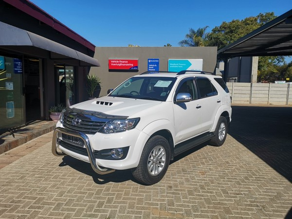 2015 Toyota Fortuner 3.0d-4d Rb At  Limpopo Polokwane_0
