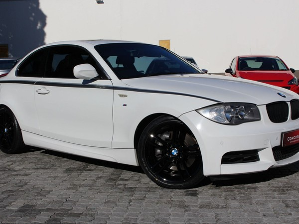 2010 BMW 1 Series 135i Coupe Sport At  Western Cape Cape Town_0