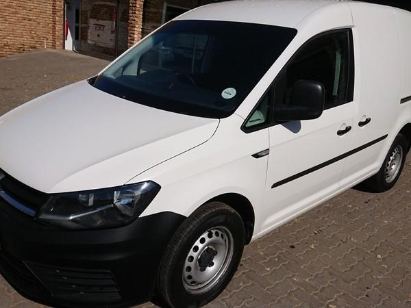 2015 Volkswagen Caddy 2.0tdi 81kw Fc Pv  Gauteng Boksburg_0