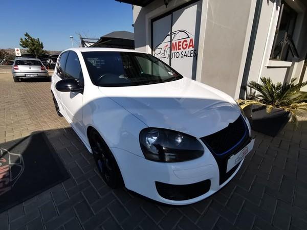 2007 Volkswagen Golf Gti 2.0t Fsi Dsg  Gauteng Pretoria_0
