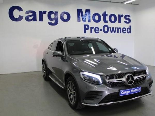 2016 Mercedes-Benz GLC COUPE 250d AMG Gauteng Edenvale_0