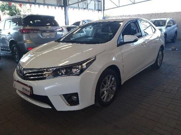2015 Toyota Corolla 1.8 High Eastern Cape King Williams Town_0