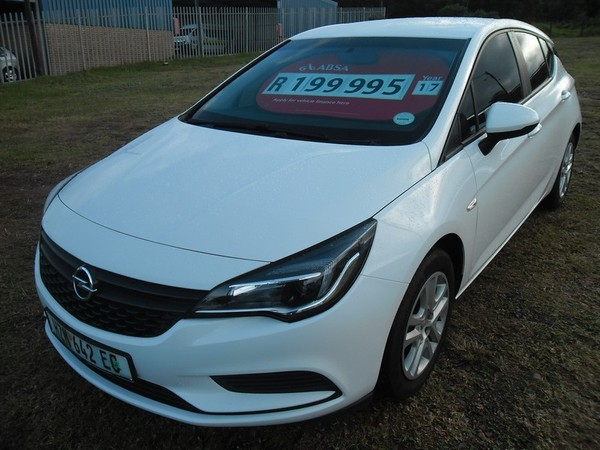 2014 Opel Astra 1.4t Enjoy 5dr  Eastern Cape Humansdorp_0
