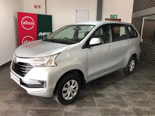 2018 Toyota Avanza 1.5 SX Kwazulu Natal Durban_0