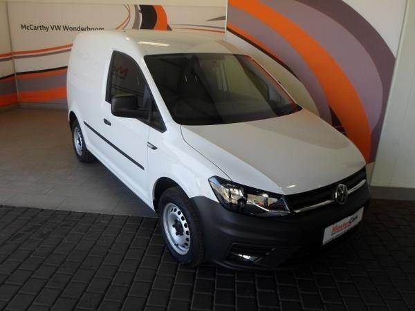 2019 Volkswagen Caddy 1.6i 81KW FC PV Gauteng Pretoria_0