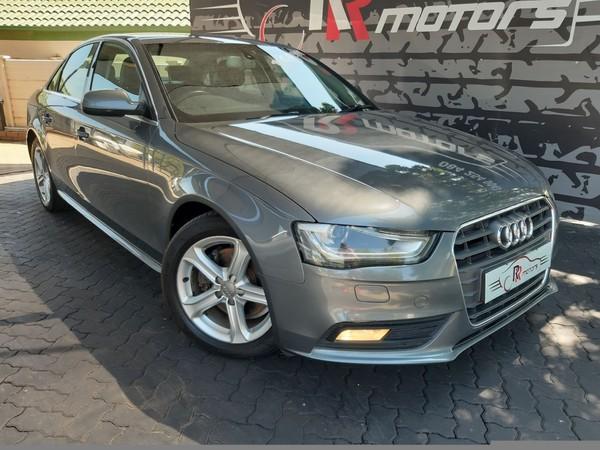 2014 Audi A4 2.0 Tdi S Avant Multitronic  Gauteng Pretoria_0