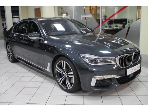 2018 BMW 7 Series 730d M Sport Kwazulu Natal Durban_0