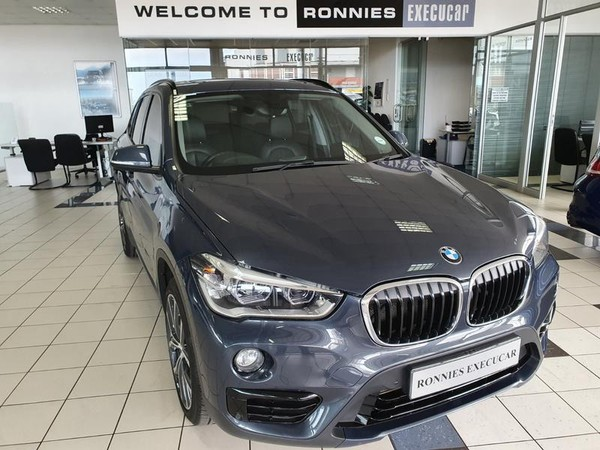 2016 BMW X1 Sdrive20d At  Eastern Cape Nahoon_0
