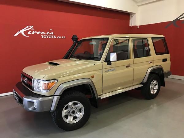 2019 Toyota Land Cruiser 70 4.5D V8 SW Gauteng Sandton_0