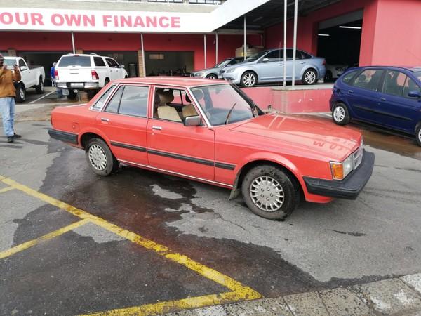 1983 Toyota Cressida 2000 Gl  Western Cape Cape Town_0