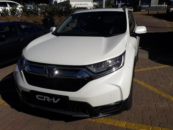 2019 Honda CR-V 1.5T Executive AWD CVT Gauteng Sandton_0