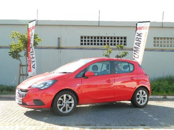2018 Opel Corsa 1.0T Enjoy 5-Door Western Cape Athlone_0