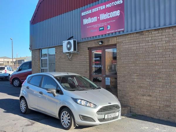 2014 Ford Fiesta 1.4 Ambiente 5-Door Western Cape Brackenfell_0