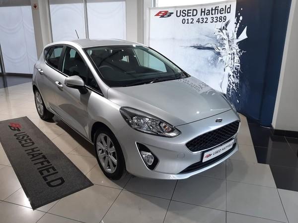 2018 Ford Fiesta 1.0 Ecoboost Trend 5-Door Gauteng Hatfield_0
