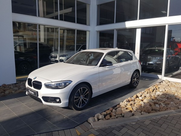 2019 BMW 1 Series 118i Sport Line 5DR Auto f20 Mpumalanga Secunda_0
