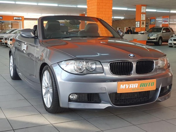 2011 BMW 1 Series 125i Convertible At  Western Cape Cape Town_0