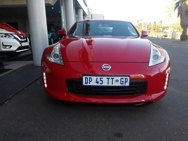 2015 Nissan 370z Coupe At  Gauteng Sandton_0