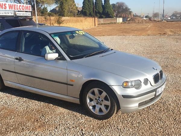 2003 BMW 3 Series 318ti e46  Gauteng Lenasia_0