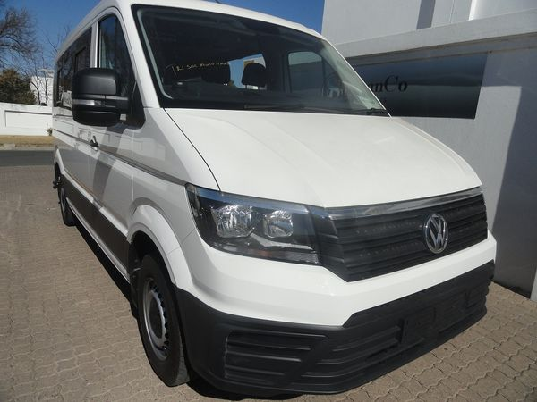2019 Volkswagen Crafter 35 2.0TDi MWB 103KW FC PV Mpumalanga Secunda_0