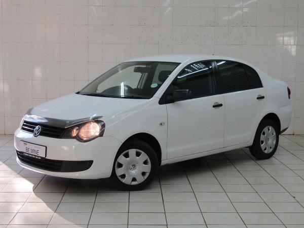 2012 Volkswagen Polo Vivo 1.6 Trendline Gauteng Pretoria_0
