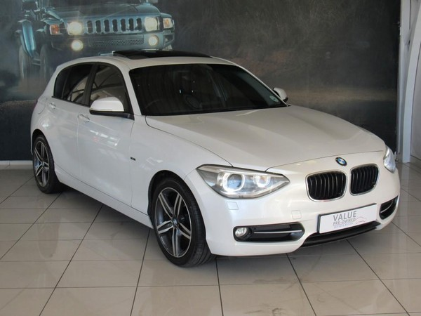 2013 BMW 1 Series 125i At 5dr f20  Western Cape Goodwood_0