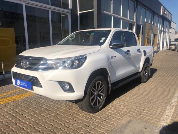 2018 Toyota Hilux 2.8 GD-6 Raider 4X4 Auto Double Cab Bakkie Gauteng Alberton_0