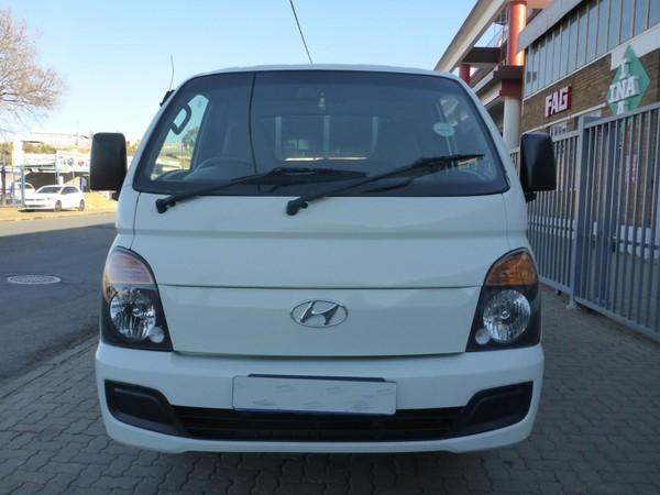 2012 Hyundai H100 Bakkie 2.6d Fc Ds  Gauteng Johannesburg_0