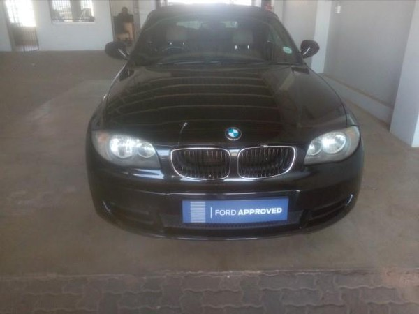 2011 BMW 1 Series 125i Convertible At  Limpopo Nylstroom_0