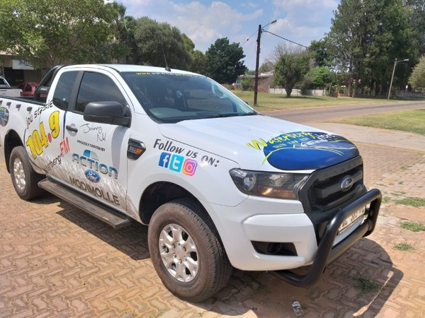 2019 Ford Ranger 2.2TDCi XL PU SUPCAB Limpopo Nylstroom_0