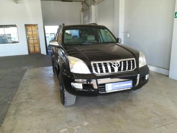 2007 Toyota Prado Vx 4.0 V6 At  Limpopo Nylstroom_0