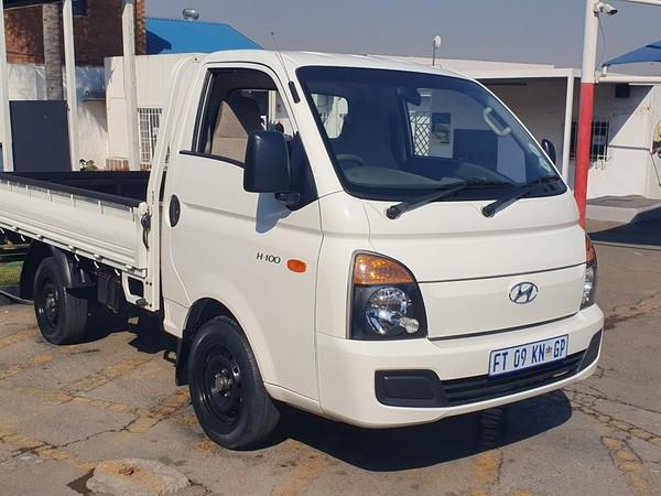 2016 Hyundai H100 Bakkie 2.6d Ac Fc Ds  Gauteng Alberton_0