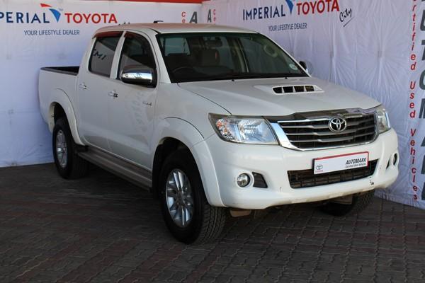 2014 Toyota Hilux 3.0 D-4d Raider 4x4 At Pu Dc  Gauteng Johannesburg_0