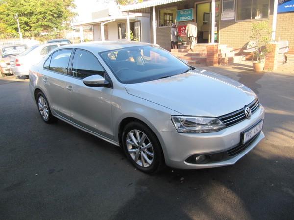 2011 Volkswagen Jetta 1.6 TDI Comfortline Kwazulu Natal Pinetown_0
