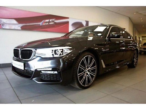 2018 BMW 5 Series 520d M Sport Gauteng Four Ways_0