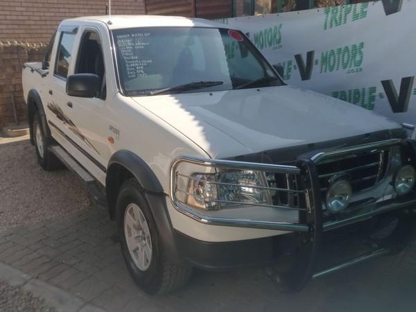 2003 Ford Ranger 2500td Xlt Hi-trail Pu Dc  Gauteng Pretoria_0