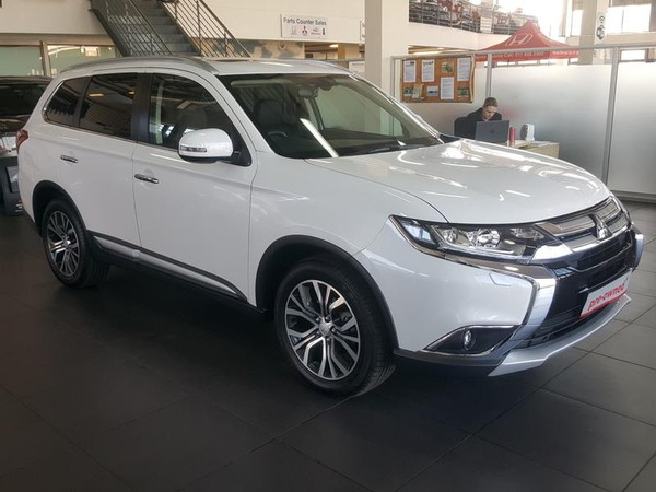 2018 Mitsubishi Outlander 2.4 GLS Exceed CVT Gauteng Rivonia_0