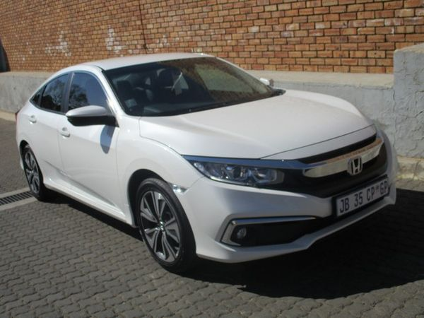 2019 Honda Civic 1.8 Elegance CVT Gauteng Roodepoort_0