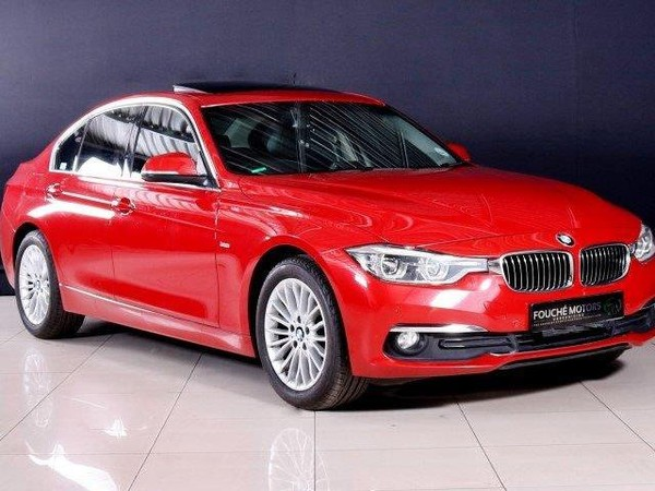 2016 BMW 3 Series 320D Luxury Line Tiptronic F30 Gauteng Vereeniging_0